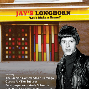 Cover of Jay's Longhorn DVD package